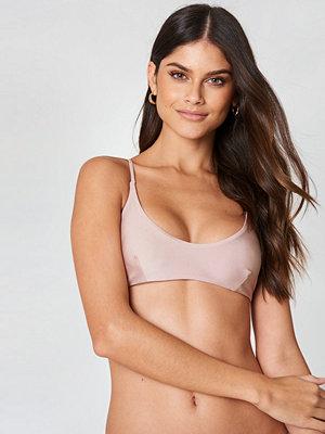 FAYT Blake Bikini Top rosa