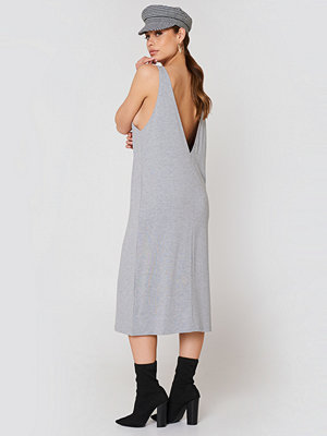 Dr. Denim Natalia Dress grå