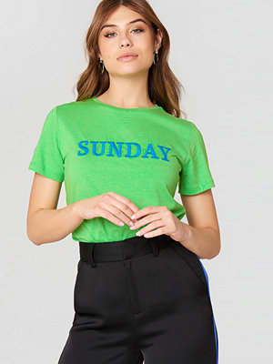 Trendyol Embroidered Every Day Tee