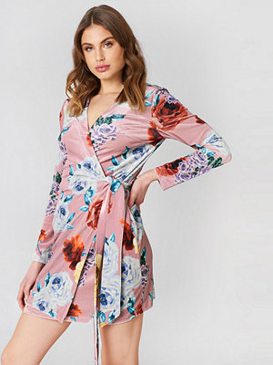 Trendyol Overlap Floral Dress