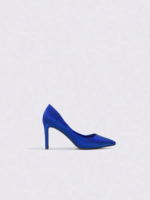 NA-KD Shoes Pointed Rectangle Heel Pumps - Högklackat