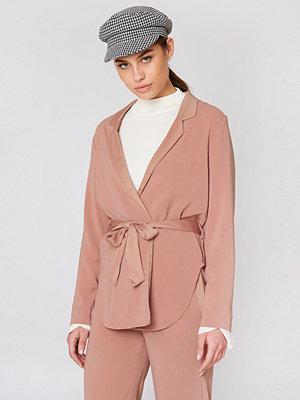 Saint Tropez Slouchy Blazer Jacket