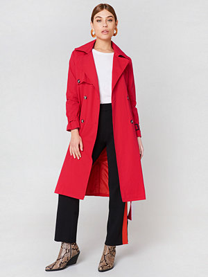 Trendyol Long Trenchcoat