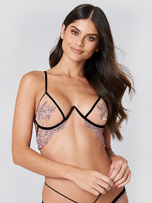 For Love & Lemons Noemi Illusion Bra - BH:ar
