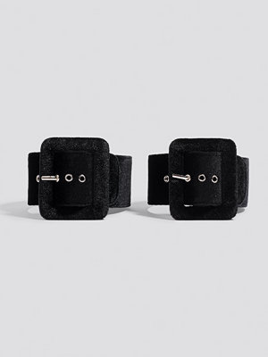 NA-KD Accessories smycke Velvet Ankle Cuffs