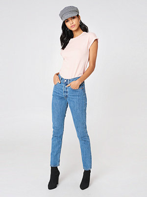 Rut & Circle Ella Basic Tee Color - Vardag