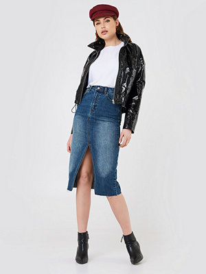 Dr. Denim Octavia Denim Skirt - Midikjolar
