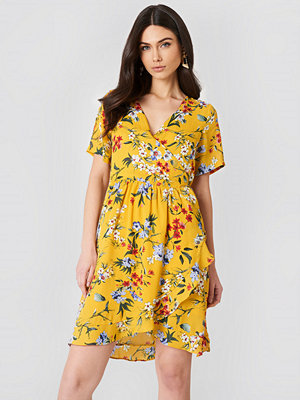 Rut & Circle Eleonor Wrap Dress - Midiklänningar