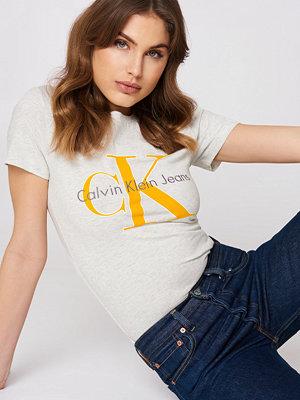 Calvin Klein Tanya Crew Neck Tee - Vardag