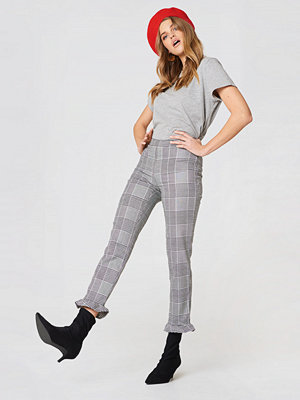 Endless Rose byxor Checkered Pants