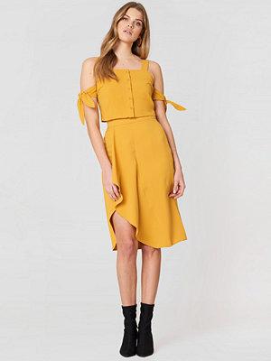 Moon River Asymmetrical Skirt