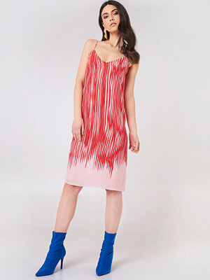 Filippa K Strappy Print Dress - Midiklänningar