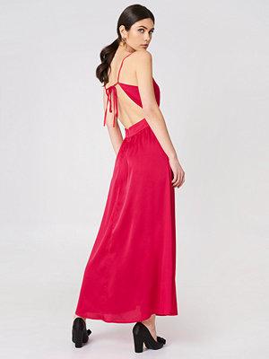 Rut & Circle Lina Cross Back Dress - Långklänningar