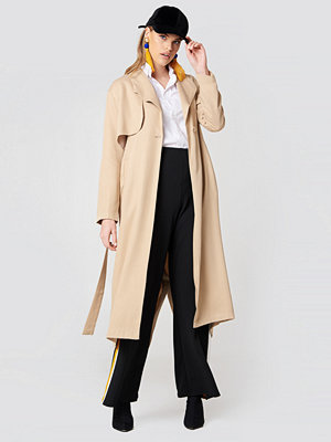 Dr. Denim Tanisha Trench Coat