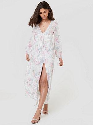 FAYT Roman Dress vit