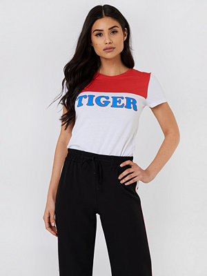 Colourful Rebel Tiger Basic Tee
