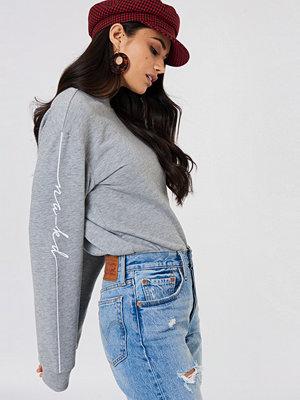 NA-KD Branded Sweatshirt