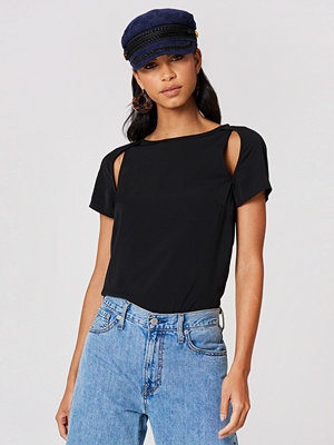 Cheap Monday Moving Top svart