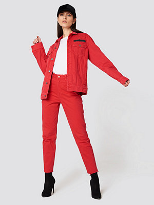 Cheap Monday Donna OD Red Jeans