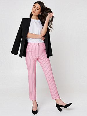 Trendyol randiga byxor Pinstriped Straight Pants