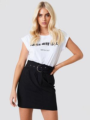 Trendyol Belted Highwaist Mini Skirt