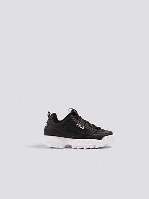 Fila Disruptor Low Wmn Sneaker svart