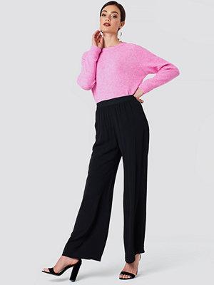 Samsøe & Samsøe svarta byxor Nessie Pants