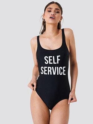 Trendyol Self Service Swimsuit - Baddräkter