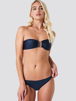 NA-KD Swimwear Shiny Low Waist Bikini Panty