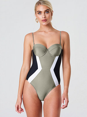 Trendyol Cupped Swimsuit