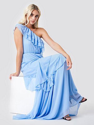 Trendyol One Shoulder Maxi Dress - Maxiklänningar