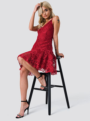 Trendyol Lace Mini Dress - Miniklänningar