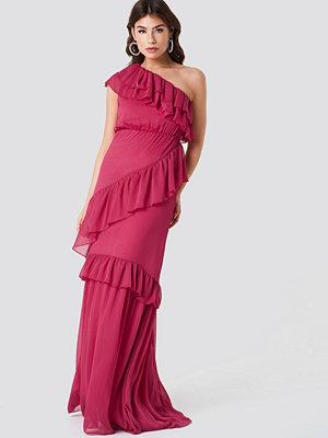 Trendyol One Shoulder Maxi Dress - Maxiklänningar