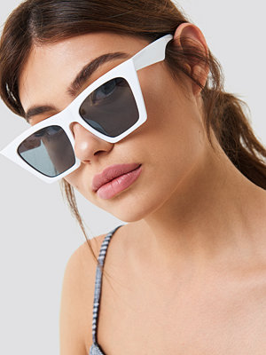NA-KD Accessories Sharp Cat Eye Sunglasses