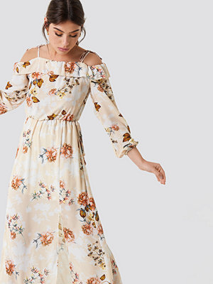 Trendyol Relaxed Shoulder Maxi Dress - Maxiklänningar