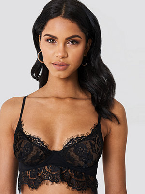 NA-KD Lingerie Lace Cup Bra - BH:ar