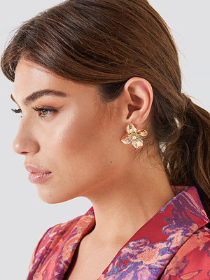 NA-KD Accessories smycke Small Blossom Earstud