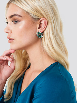 NA-KD Accessories smycke Colorful Cristal Earstuds