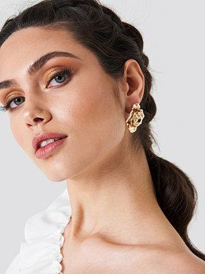 NA-KD Accessories smycke Big Blossom Stud Earrings