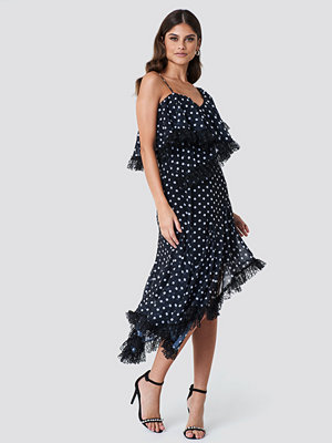 Trendyol Dot Midi Dress