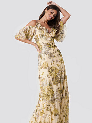 Trendyol Flower Printed Maxi Dress