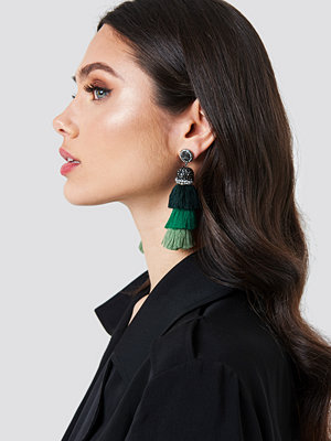 Trendyol smycke Tripple Tassel Earrings