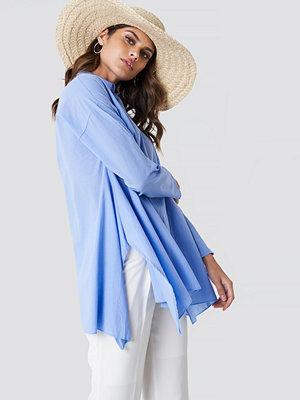 Trendyol Asymmetric Slit Tunic - Skjortor