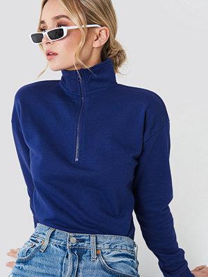 NA-KD Urban Zipper Sweatshirt