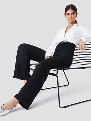 Trendyol Belted Waist Jumpsuit
