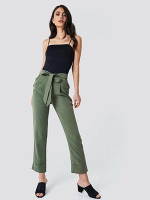 Trendyol byxor Ruffle Pocket Pants