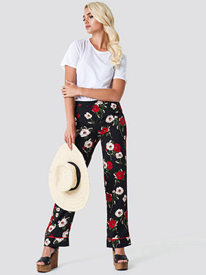 Rut & Circle mönstrade byxor Jane Flower Pant