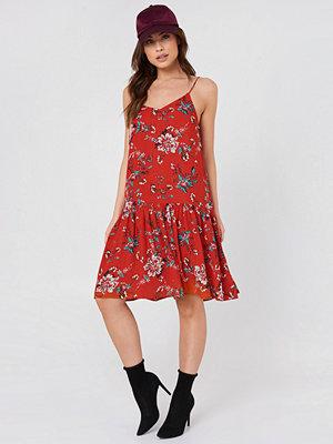 Rut & Circle Fatima Dropped Waist Dress - Midiklänningar