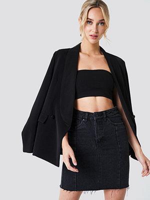 NA-KD Panel Skirt