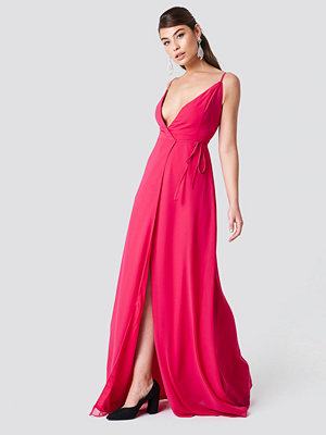Trendyol Spaghetti Straped Maxi Dress